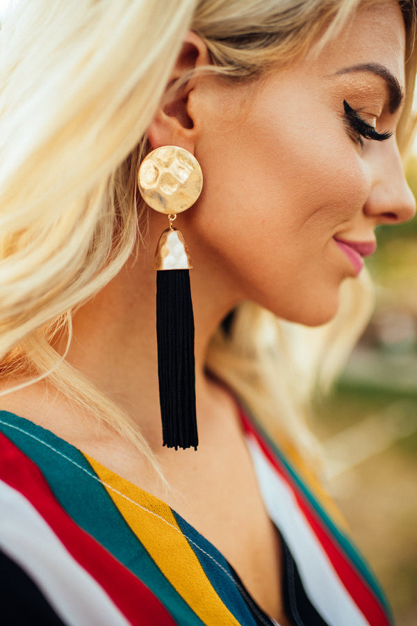 Morocco Market Earrings