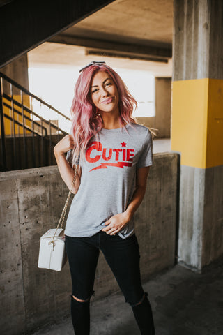 Bowie-Inspired Cutie Tee
