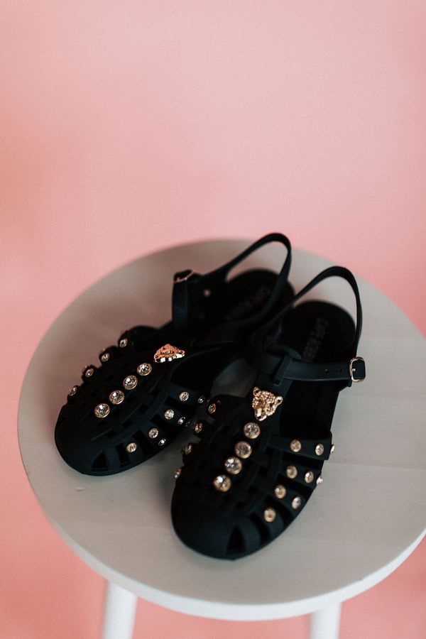 Fierce Jellies in Black