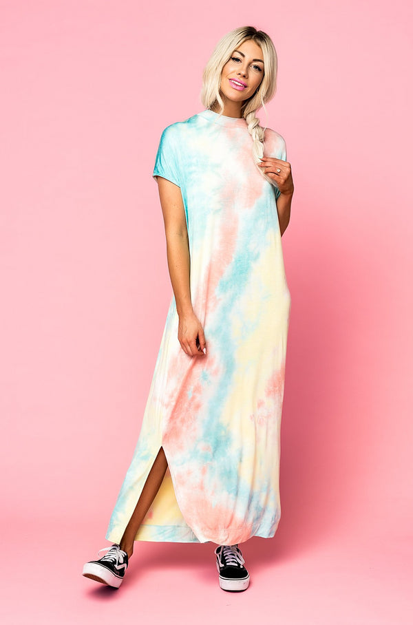 Dreamland Tie Dye Dress