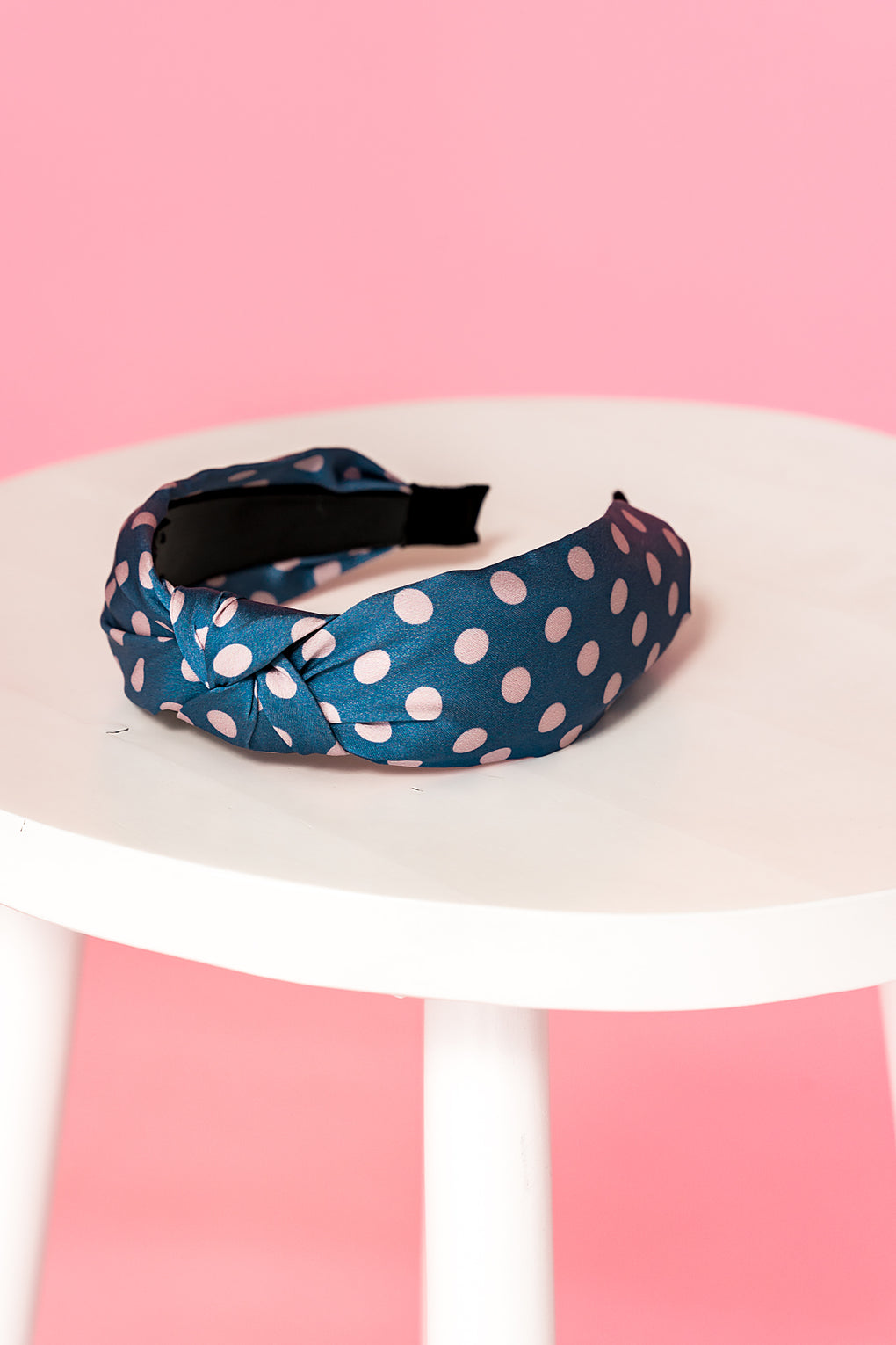 Summer Love Polka Dot Headband