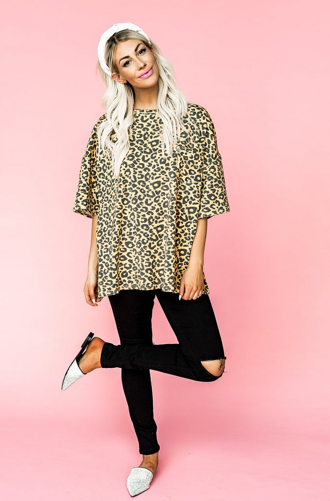 Lioness Oversized Top