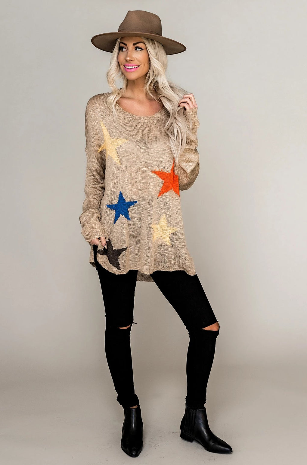 Wandering Star Knit