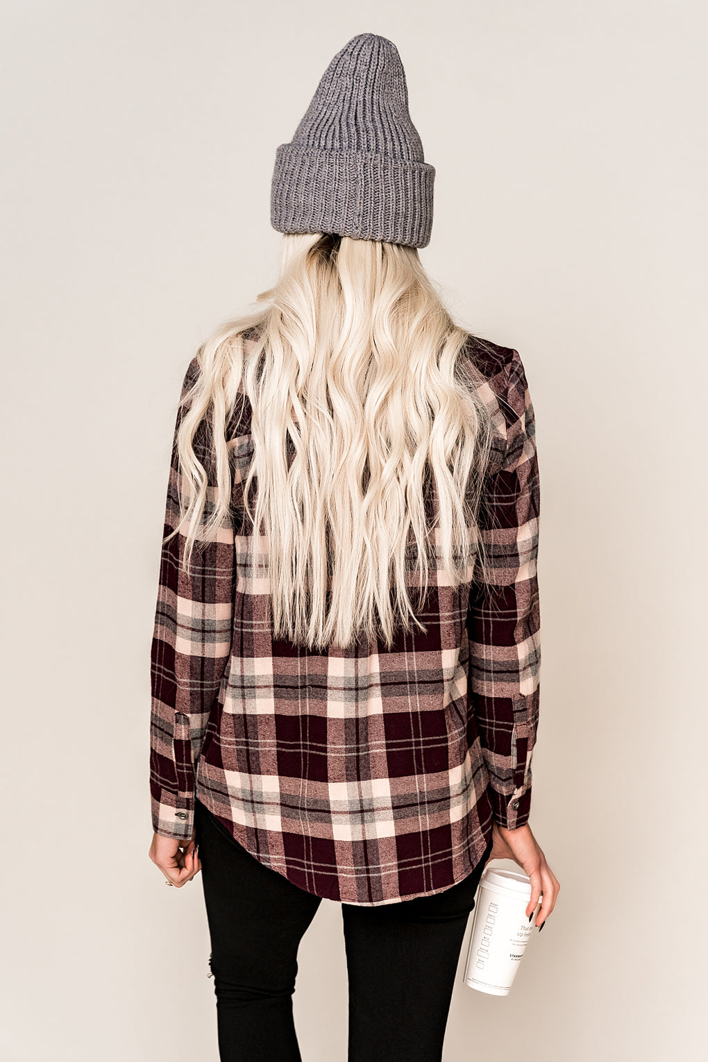 Portland Flannel Button-Up