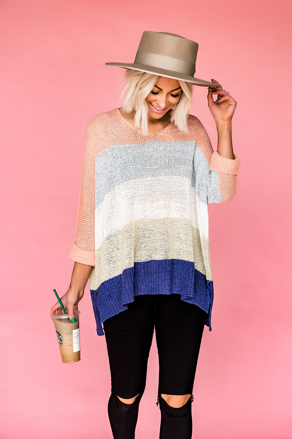 Venice Beach Babe Knit