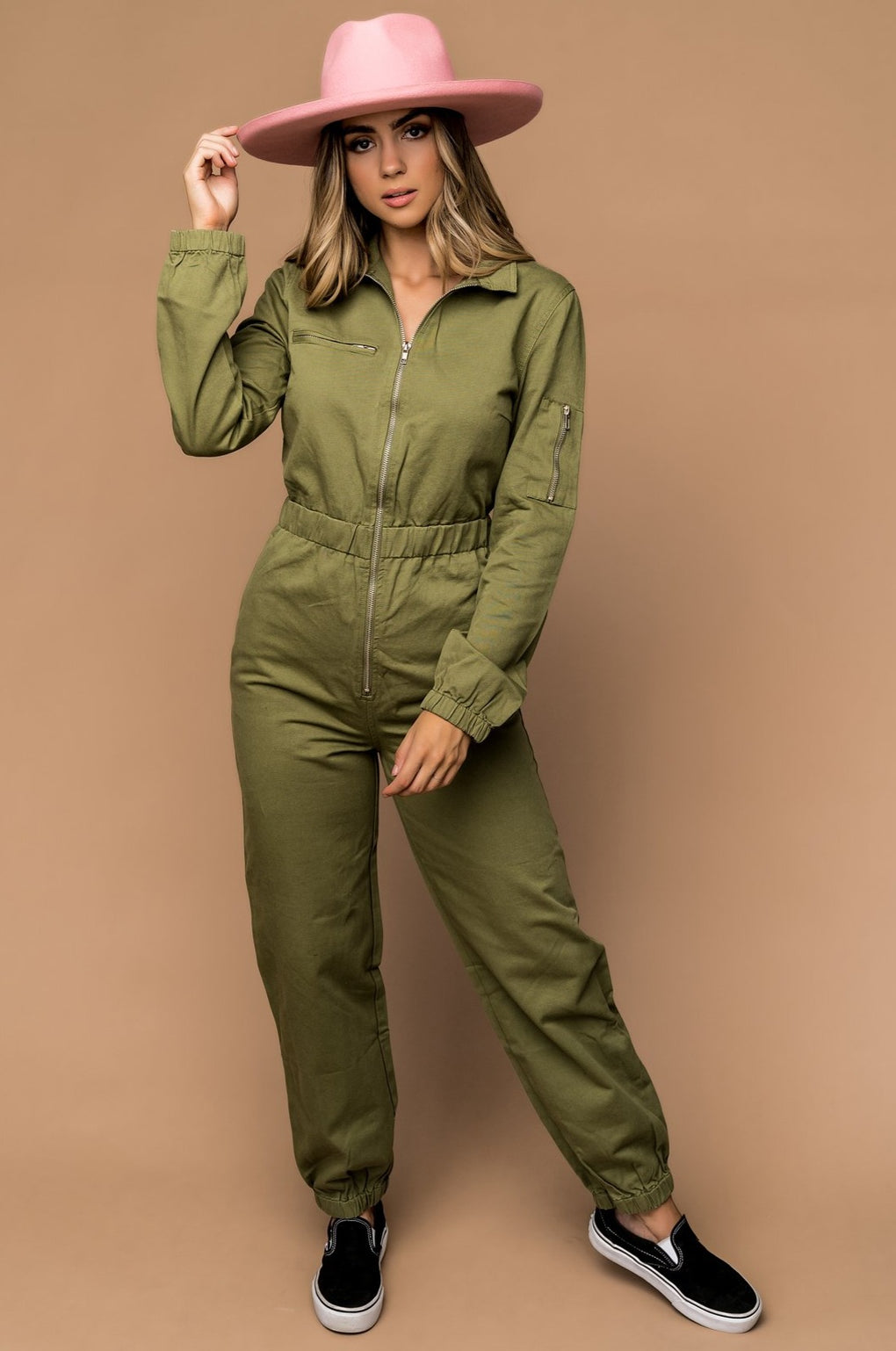 Start a Revolution Utility Jumpsuit