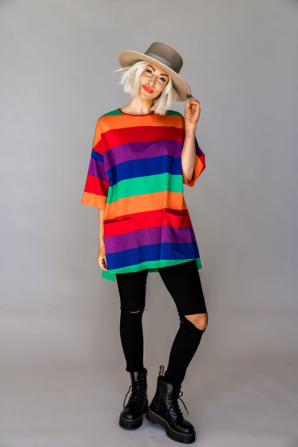 Chasing Rainbows Top