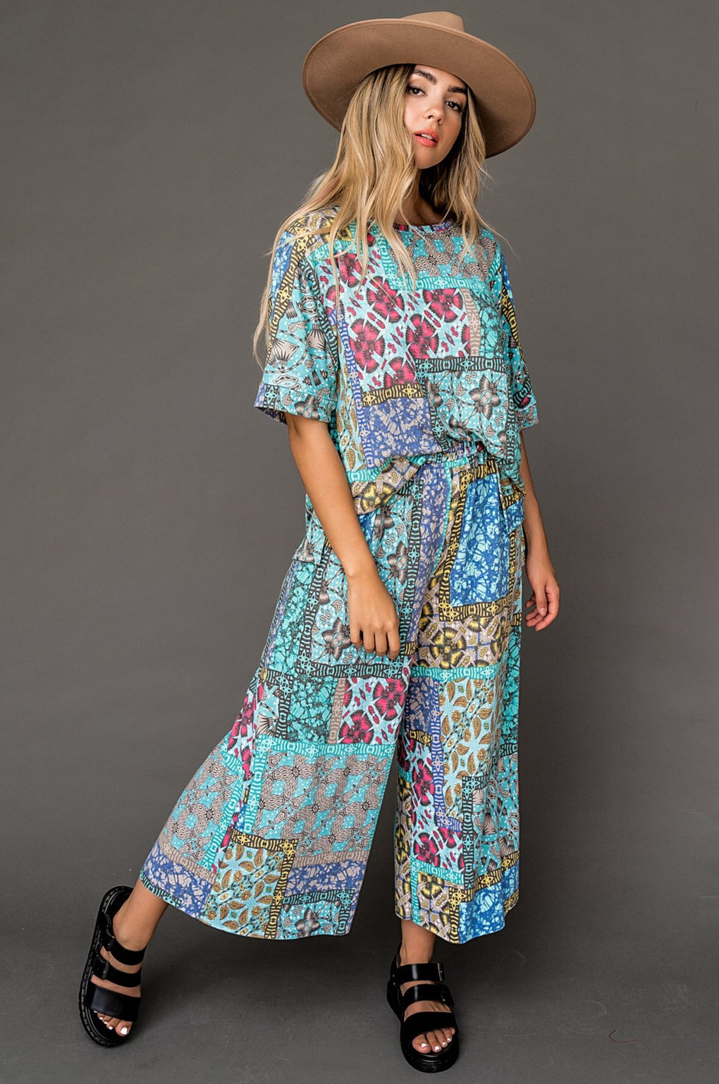 Boho Babe Matching Set