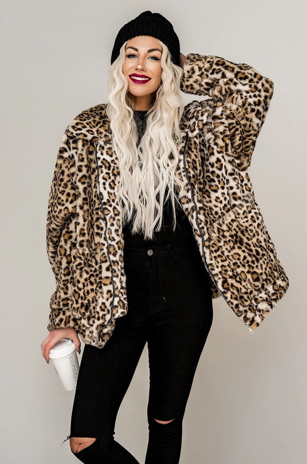 Wildest Thing Leopard Bomber