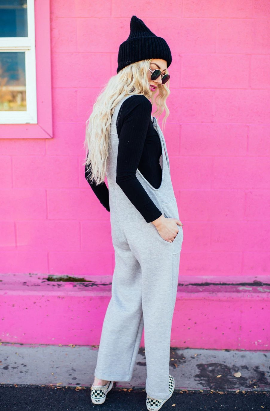 Eleanor Rigby Overall Jumper