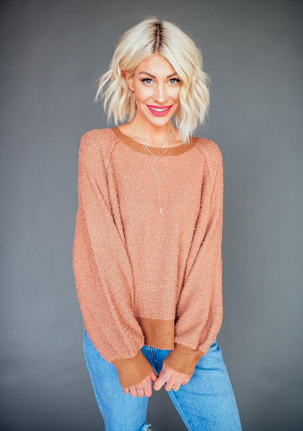 Chai Latte Knit