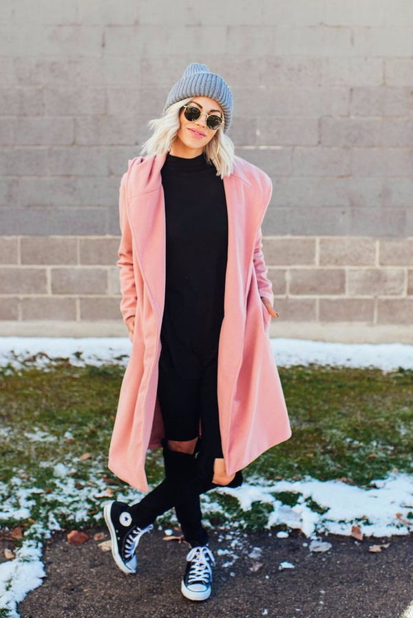 Sunset Skies Coat