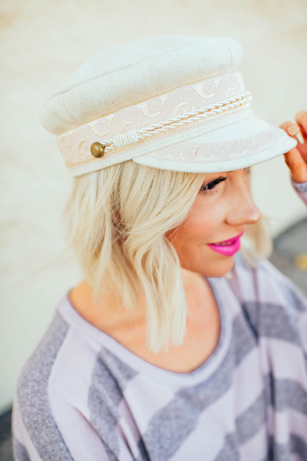 Boss Babe Cabby Hat