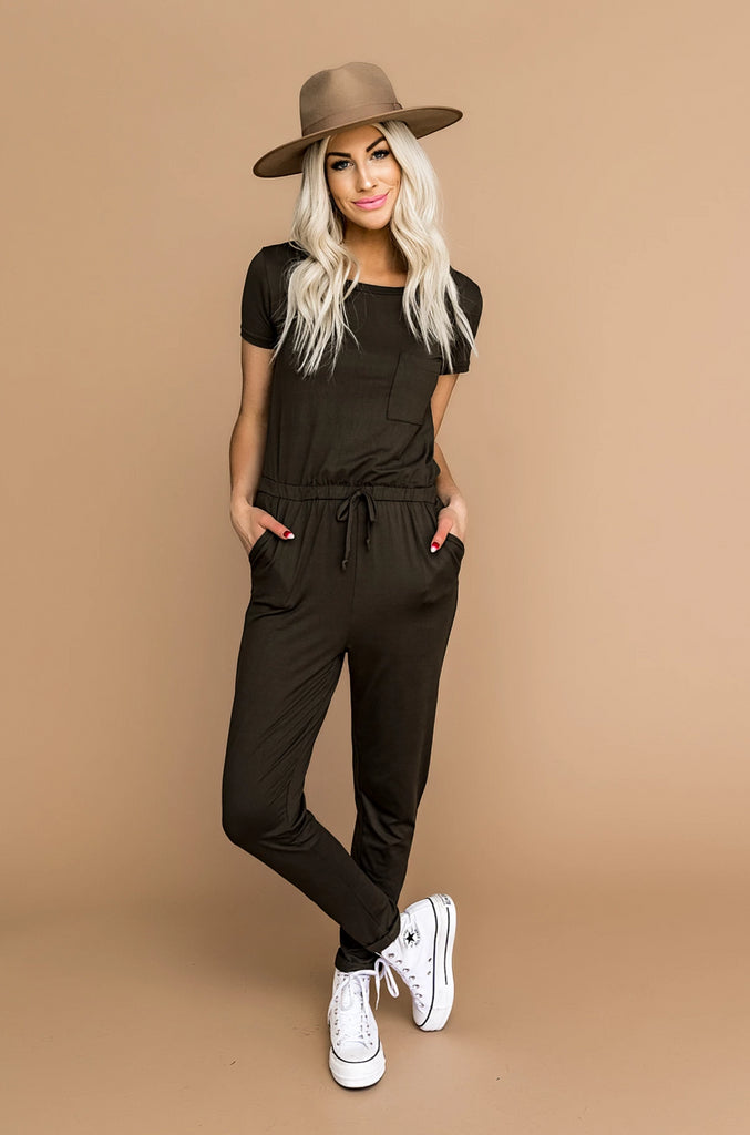 High Pines Jumpsuit