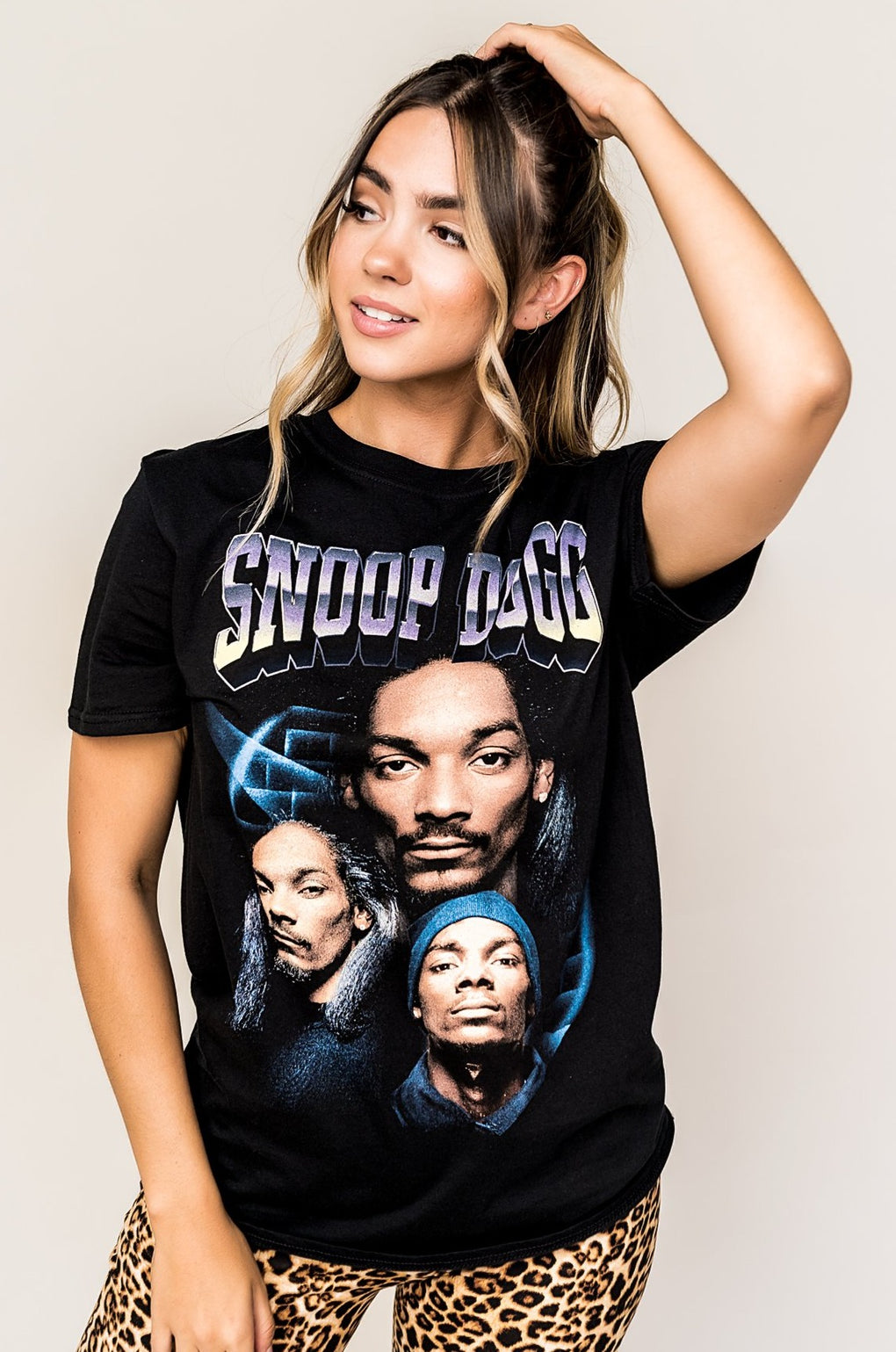 Snoop Dogg Boyfriend Tee