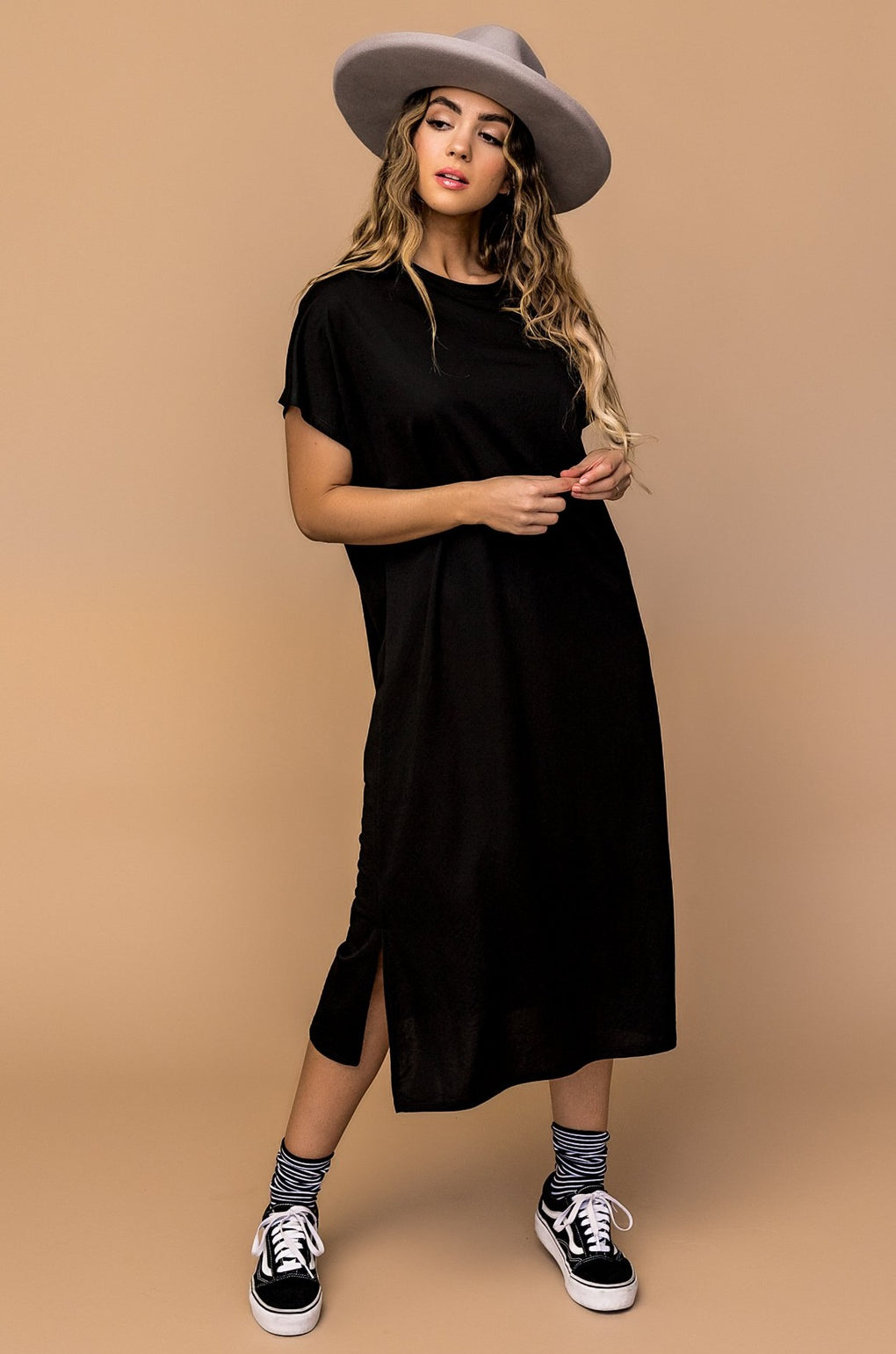 Wanderer T-Shirt Dress