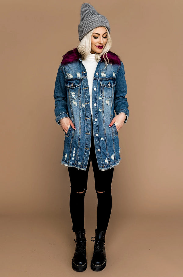 Haven Street Denim Jacket