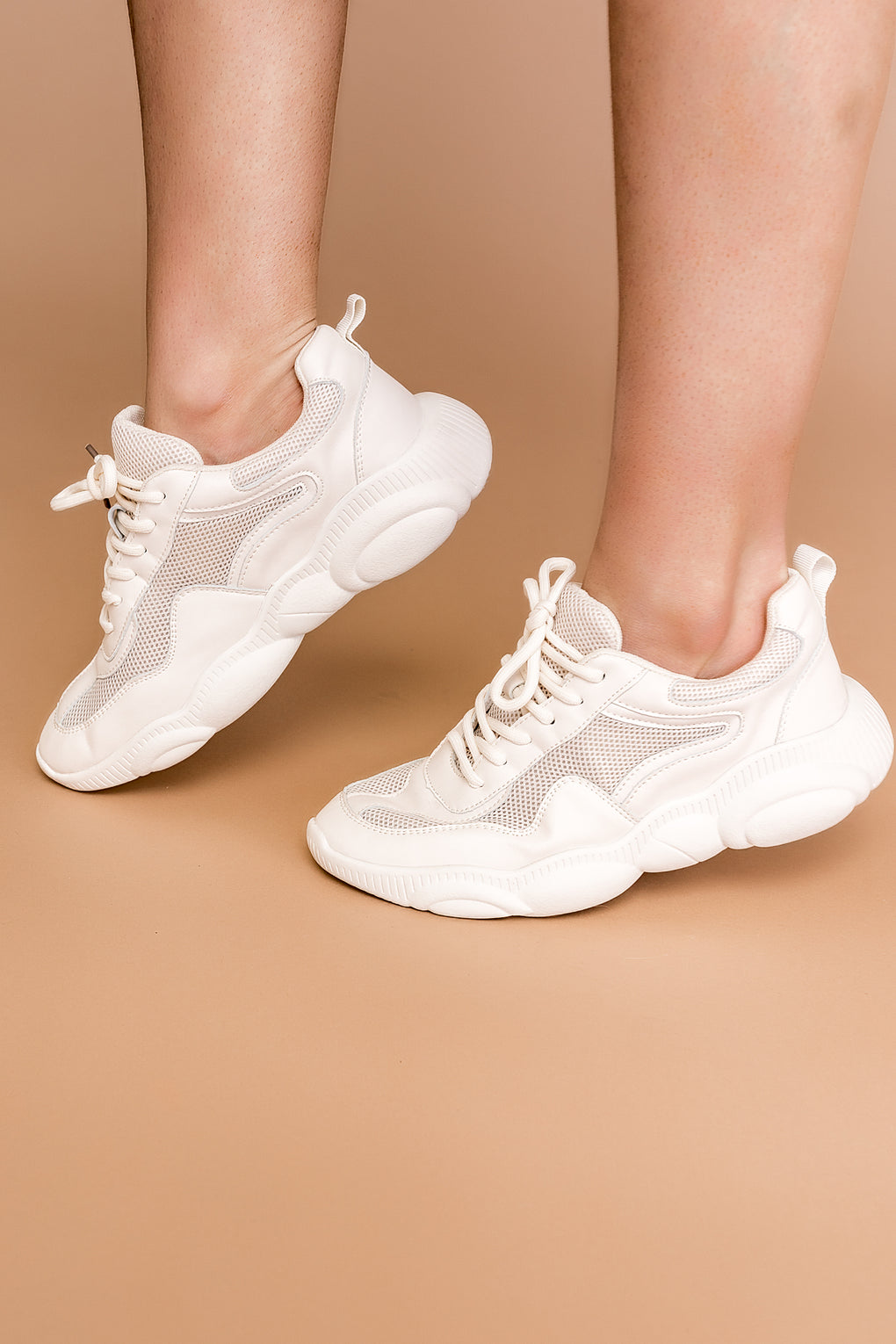 Monochromatic Mama Sneakers