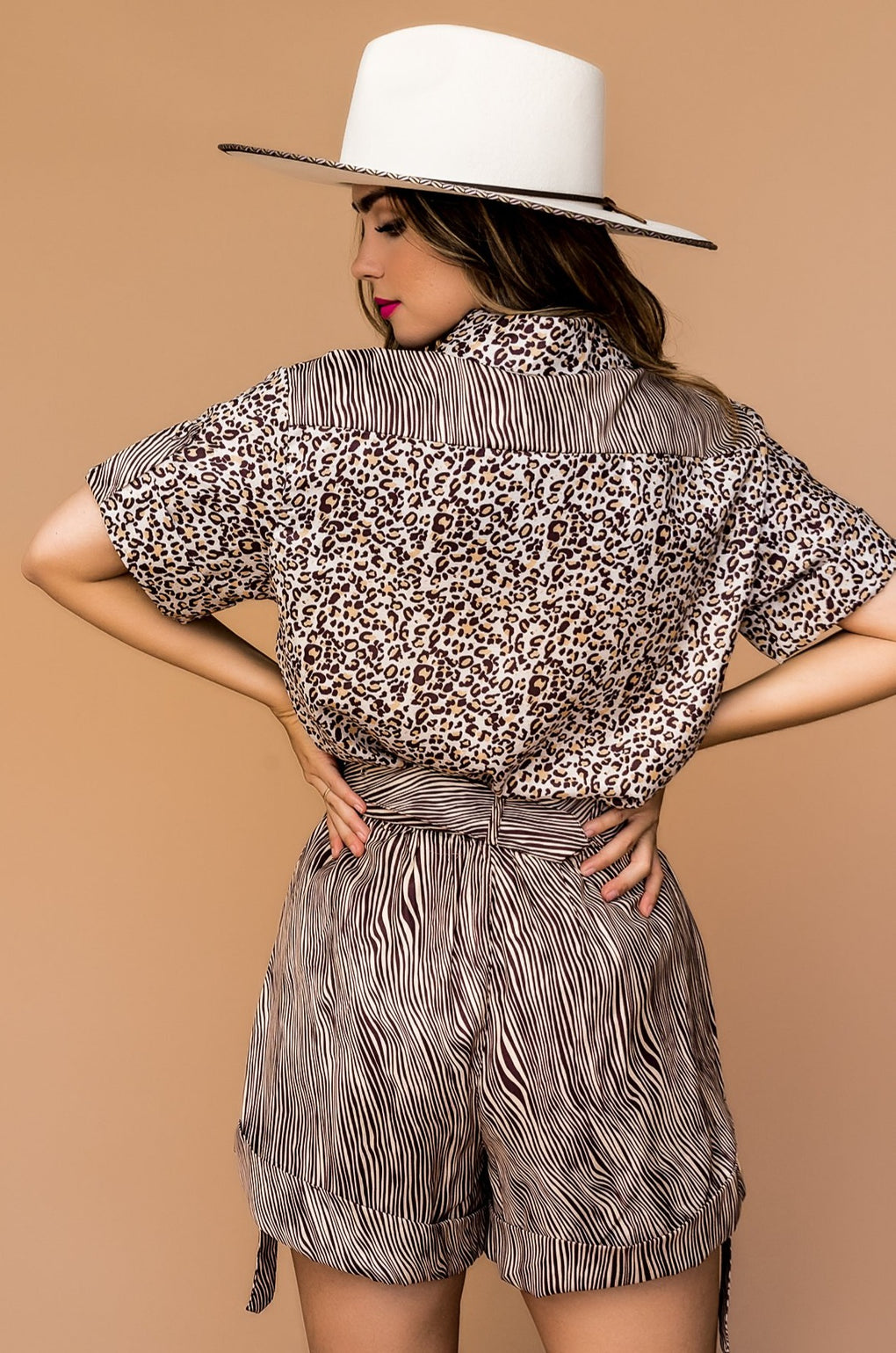 Wildest Dreams Animal Print Set