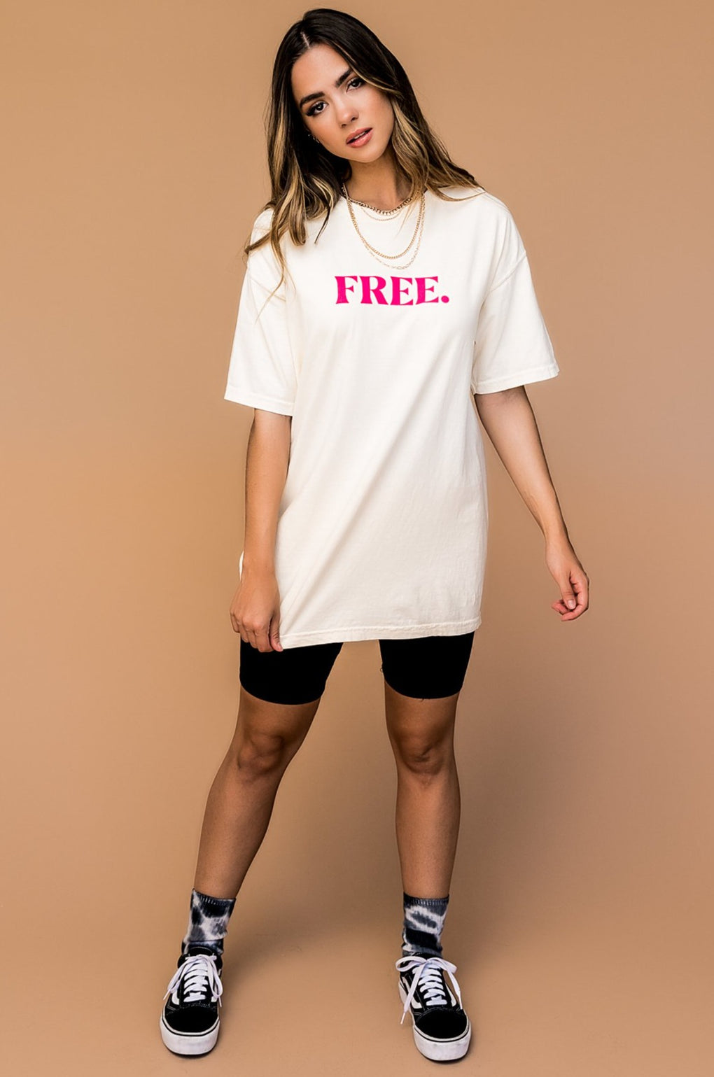 LALA ORIGINAL DESIGN: She Is Free Tee