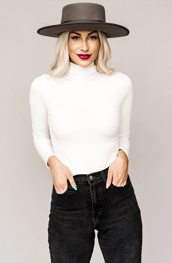Finders Keepers Turtleneck Bodysuit