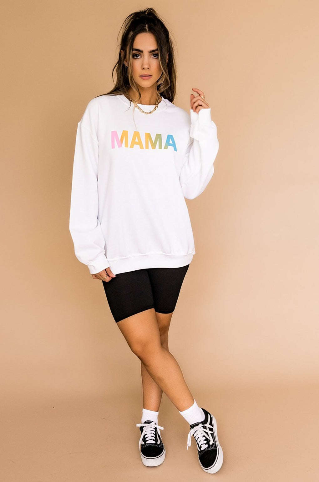Magic Mama Rainbow Pullover
