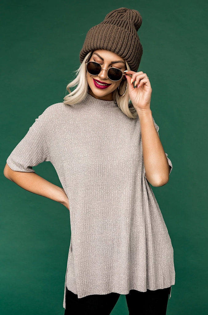 Canyon Drive Knit Top