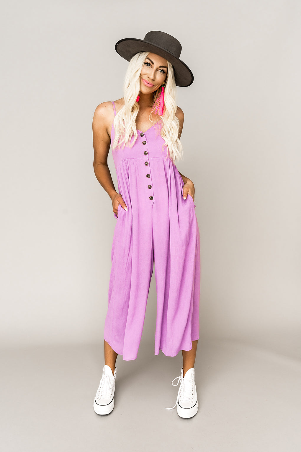 Lilac Lover Jumpsuit