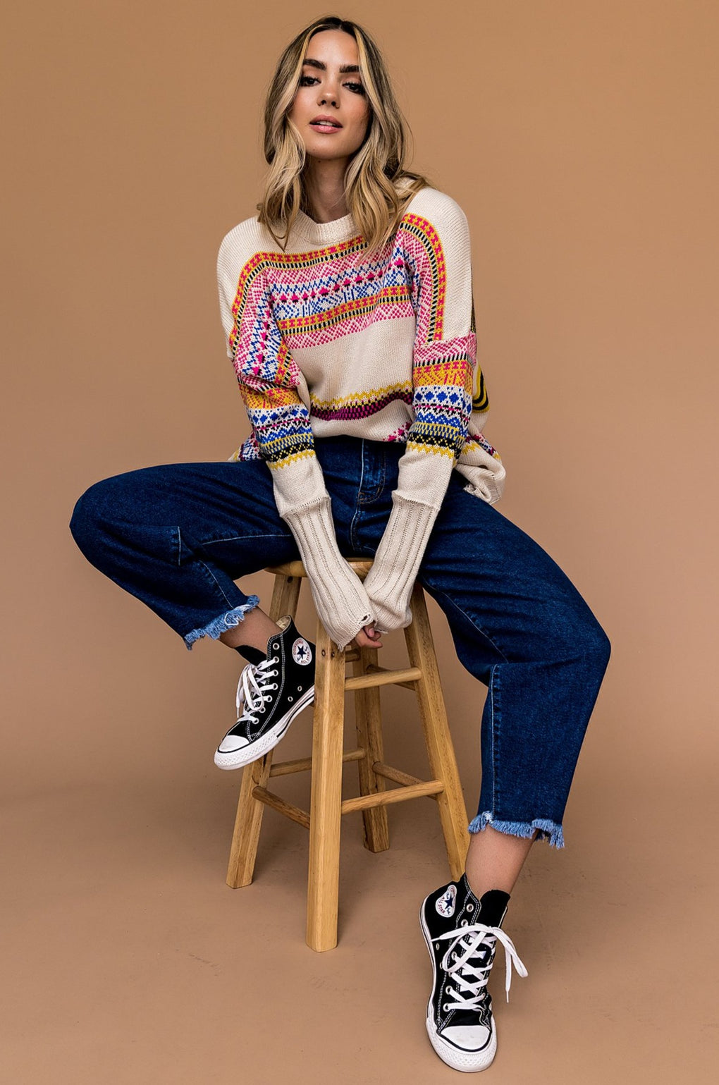 Kahlo Knit Sweater