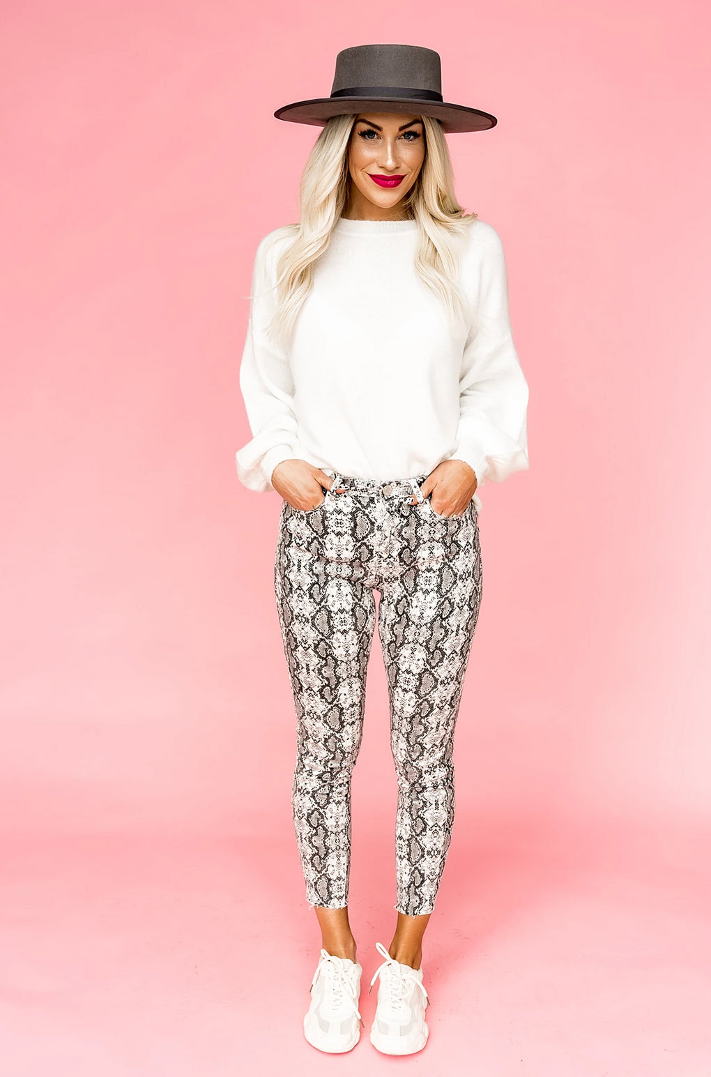 Python Stretch Skinnies