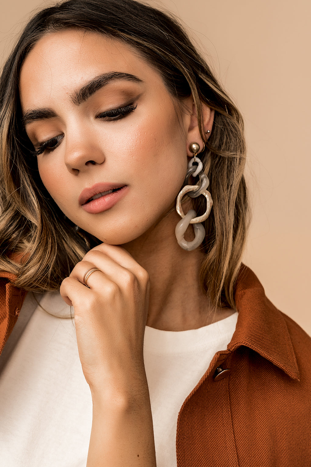 By the Coast Drop Earrings