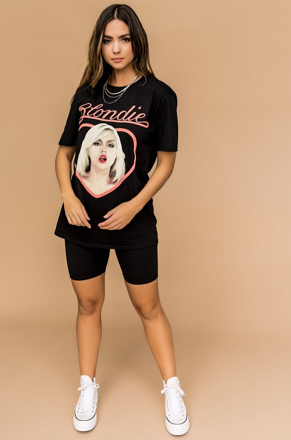 Blondie Forever Graphic Tee