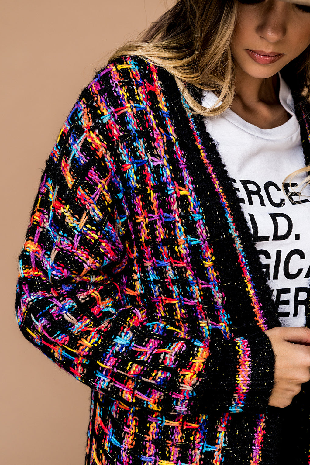 Disco Luxe Cardigan
