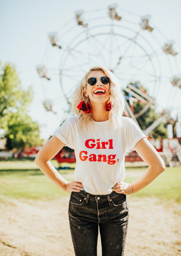 LALA Girl Gang Tee