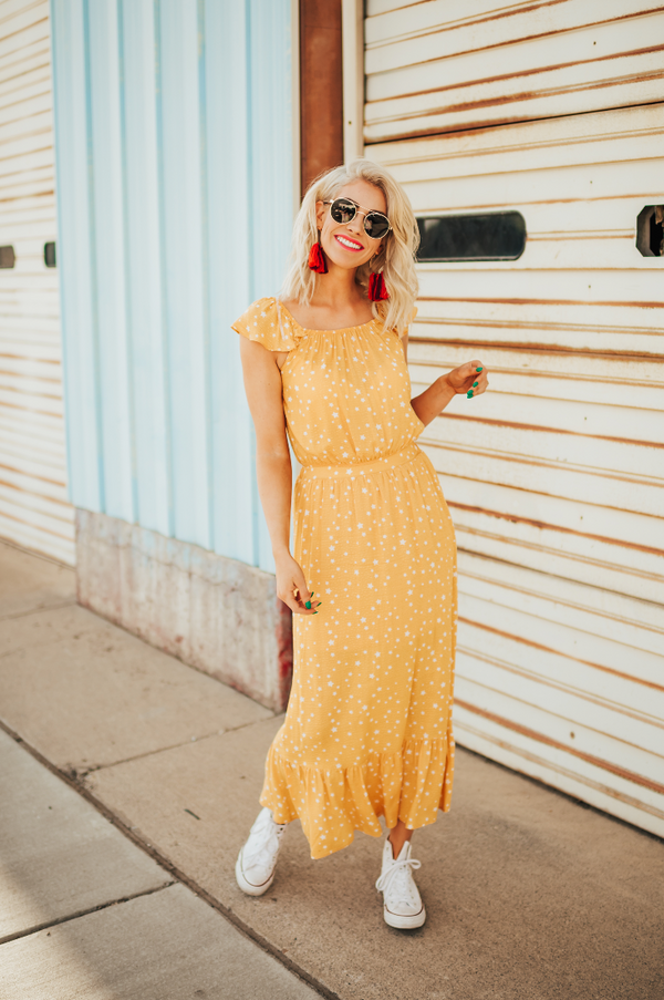 Walking On Sunshine Two Piece Set