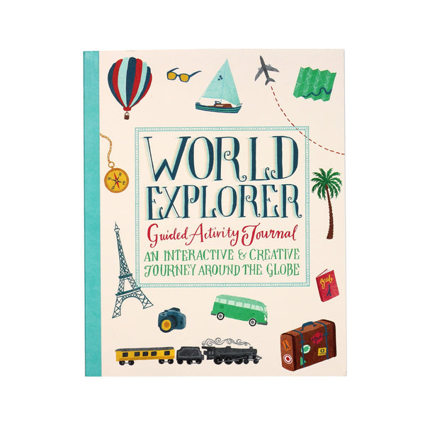 World Explorer Activity Journal