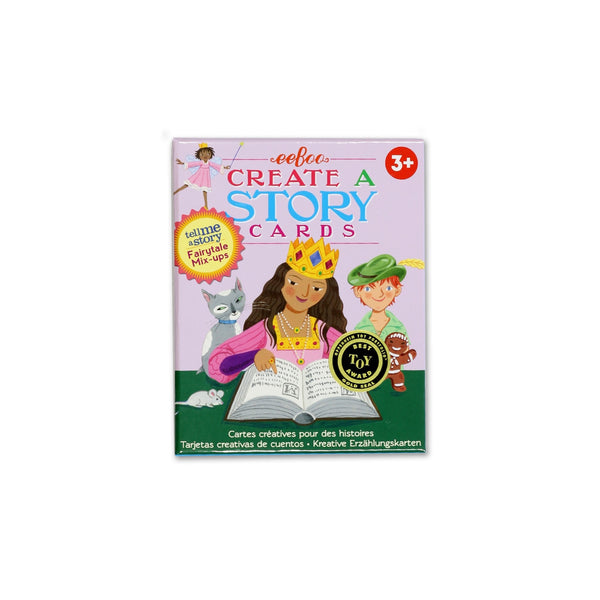 Create a Story Cards: Fairytale Mixup