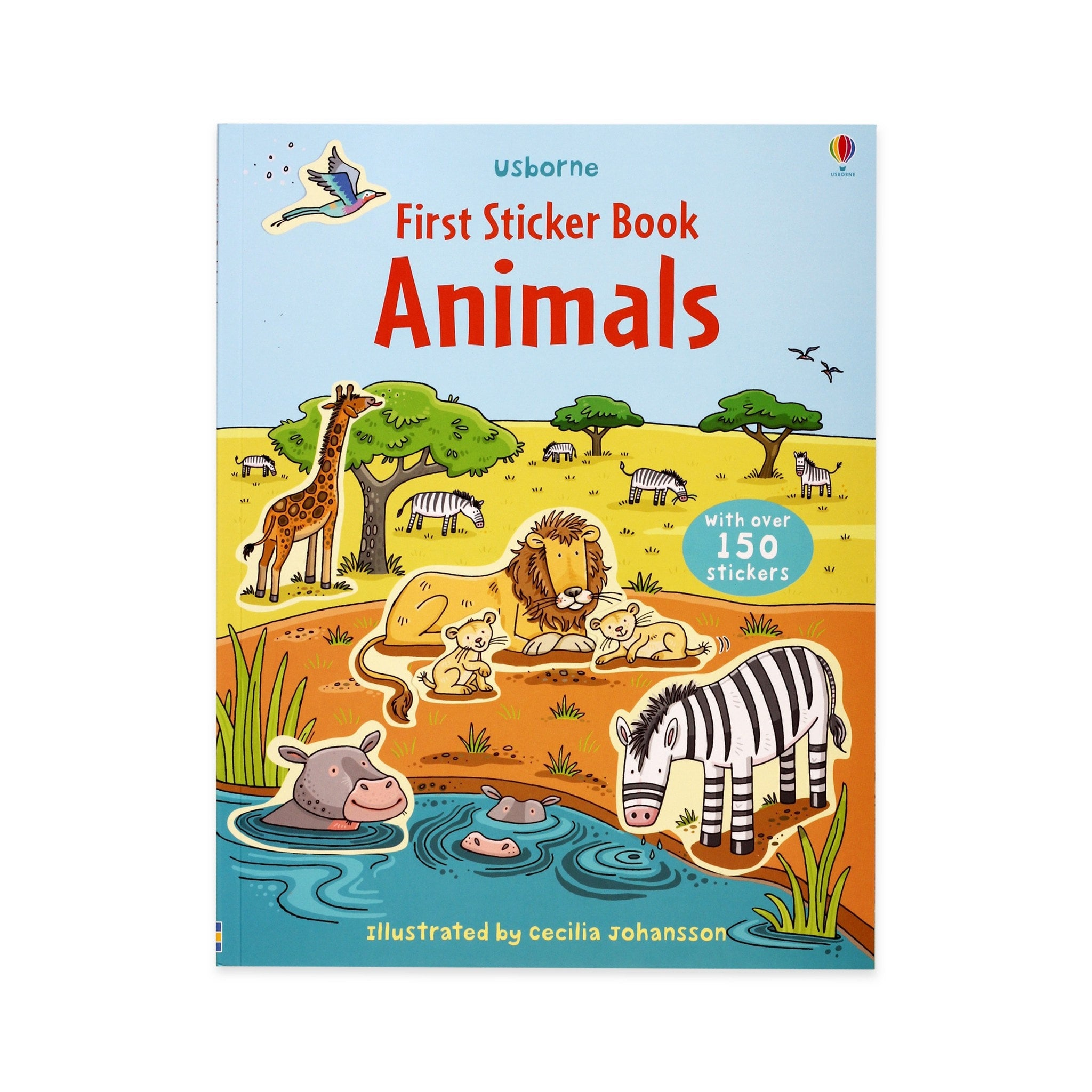 First Sticker Book: Animal