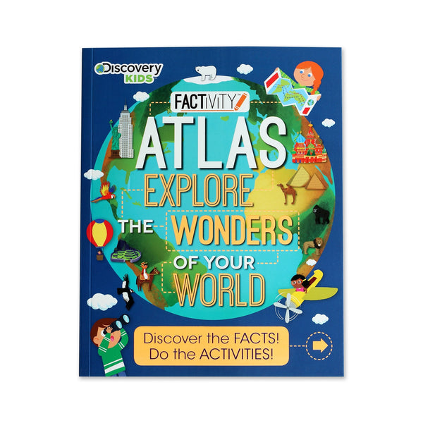 Atlas Explore the Wonders of your World