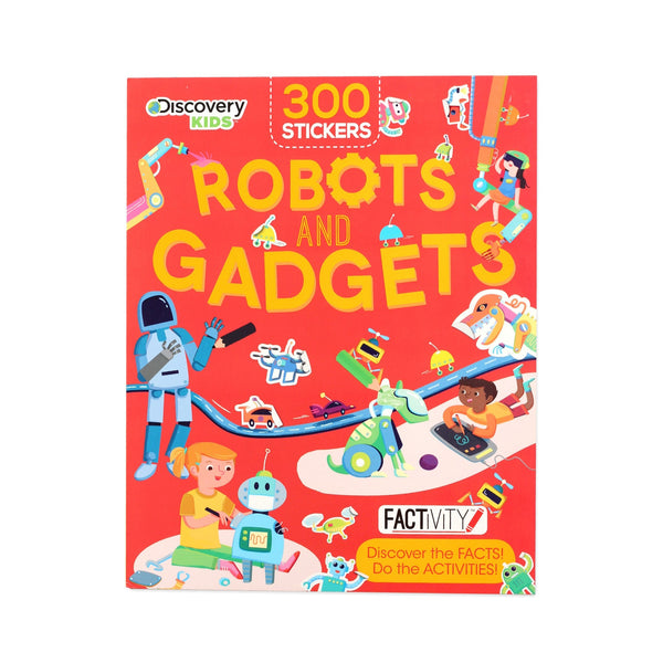 Discovery Kids Robots and Gadgets