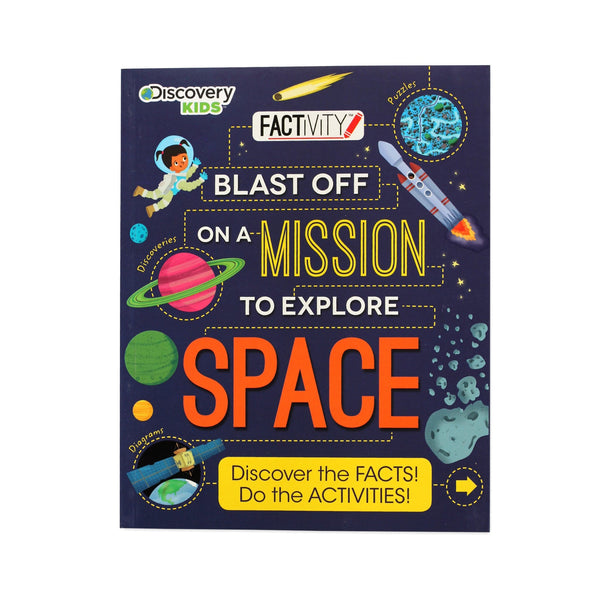 Blast Off on a Mission to Explore Space