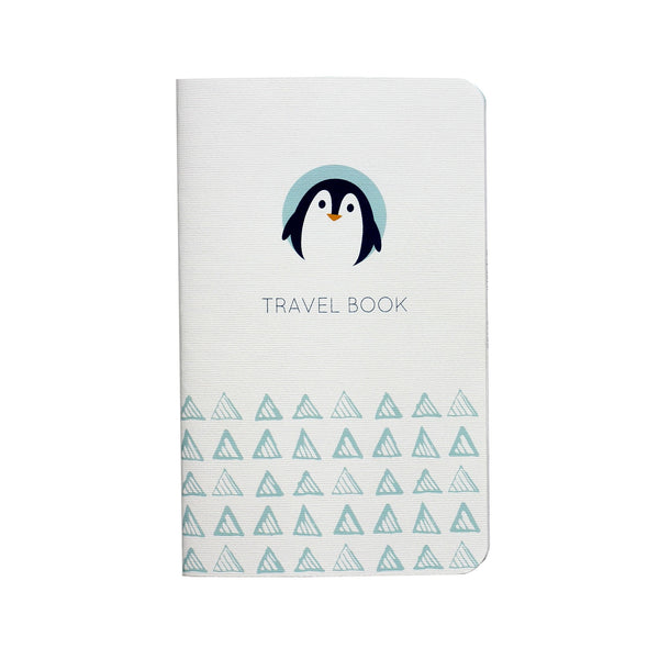 Penguino Travel Book