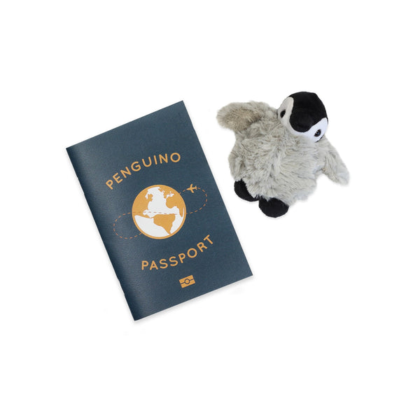Penguino & Passport Set
