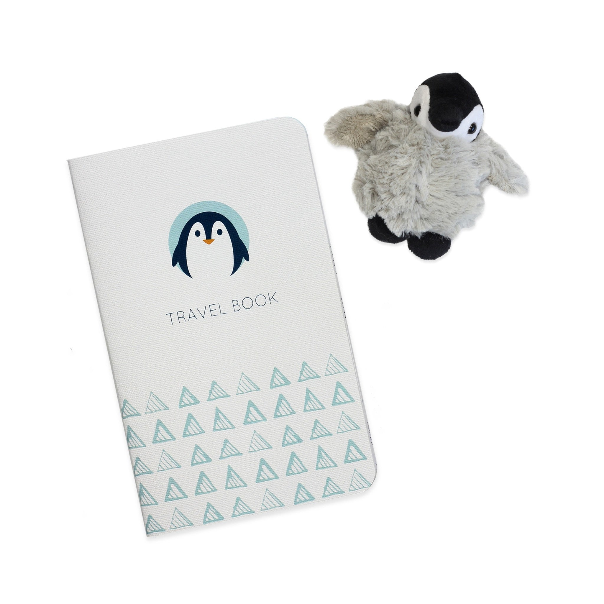 Penguino & Travel Book Set