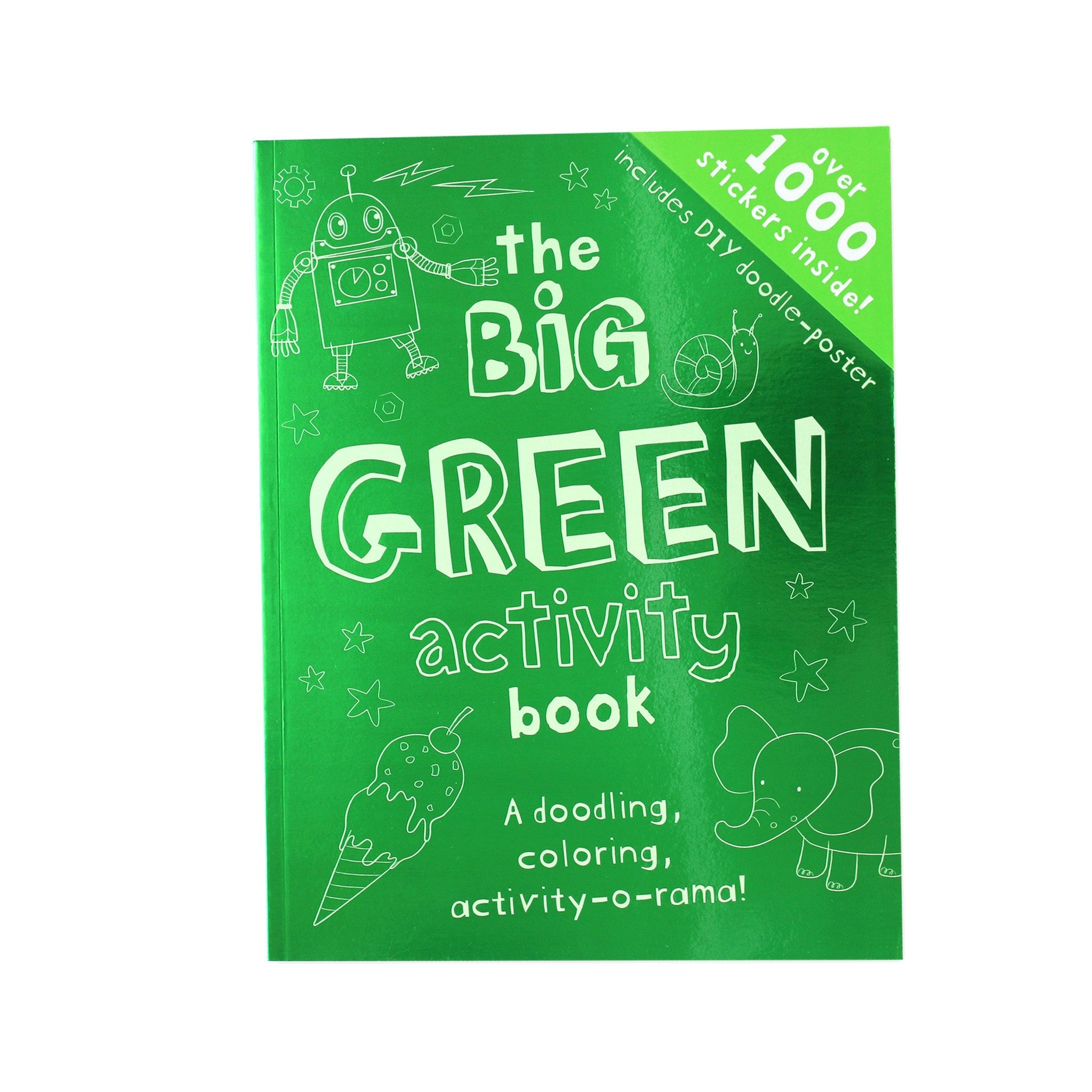 The Big Activity Book