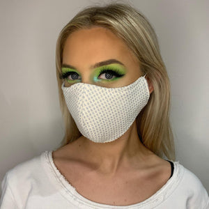 Grid Face Mask