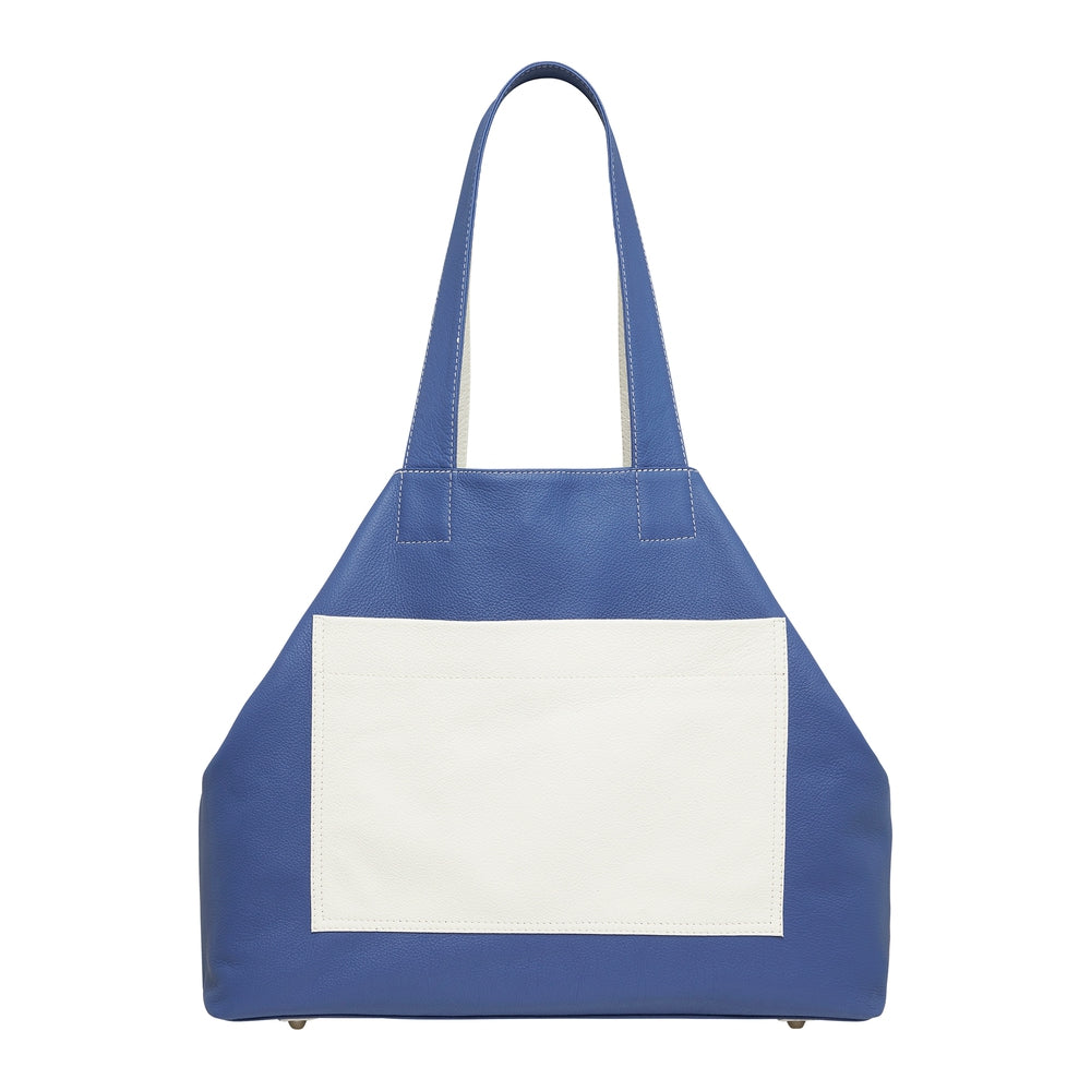 Kelly Tote Blue