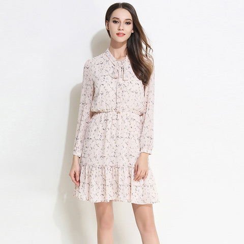Mia One Piece Dress - Pink - Casual Dress - Stage & Splendor