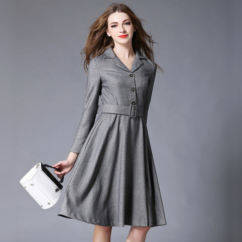 Bria Long Sleeve Dress