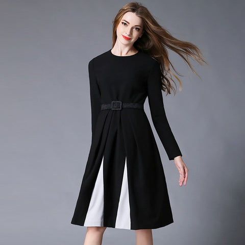 Mae Long Sleeve Dress